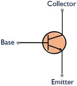 symbol of transistor