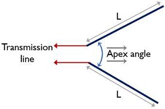 apex angle