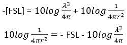 equation for satellite uplink eq5