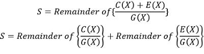 syndrome equation-1